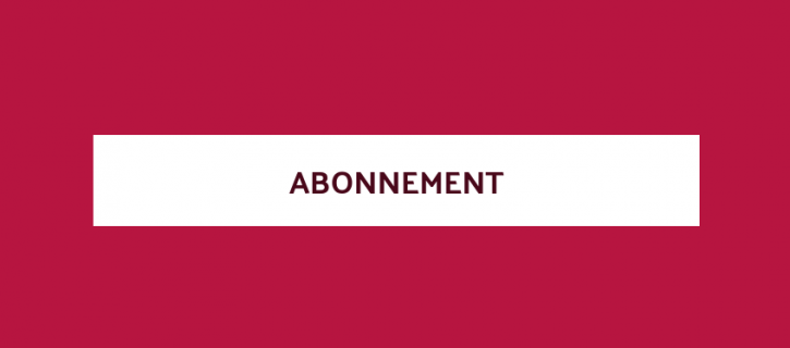 ABONNEMENT INFORMATIONS COVID-19